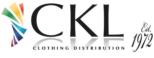 CKL Clothing Distributor (since 1972) Leisurewear, Workwear & PPE, Schoolwear, Sportswear