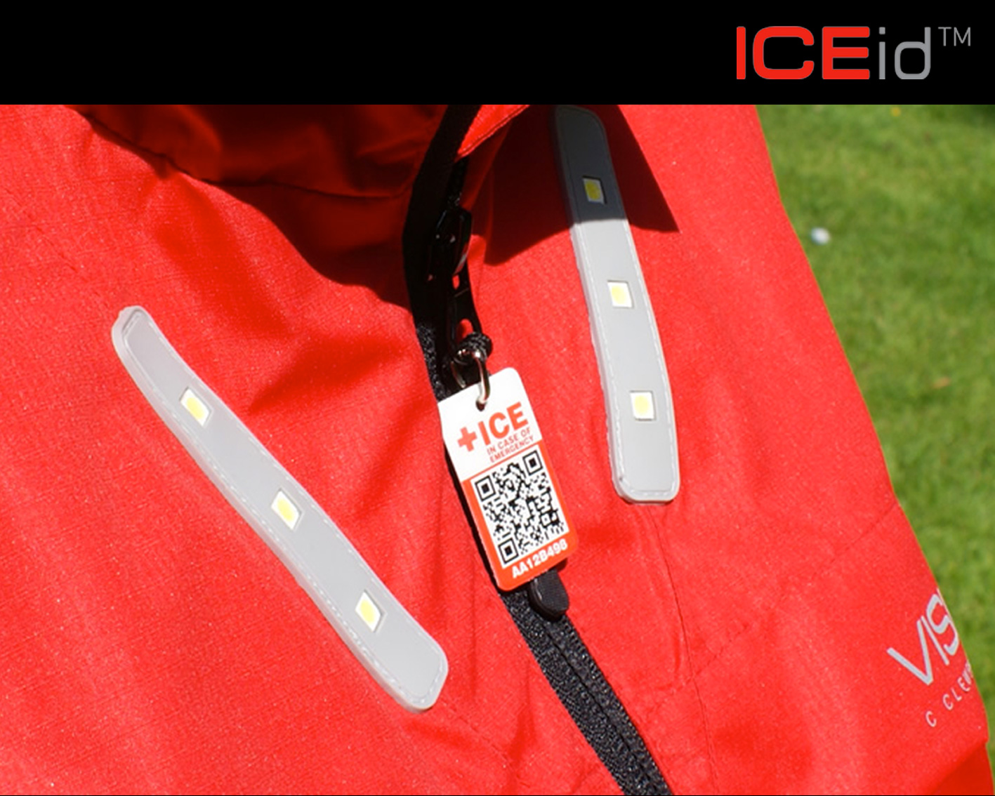ICEid - Hi-Tech In-Case-of-Emergency Tags