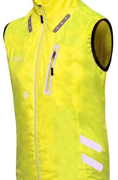 VISIJAX Gilet - Yellow