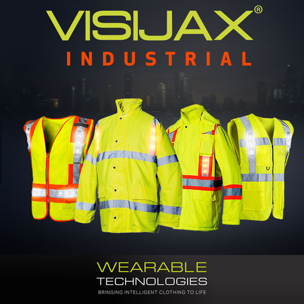 VISIJAX Industrial-High Visibility Clothing - available from CKL Workwear Distribution
