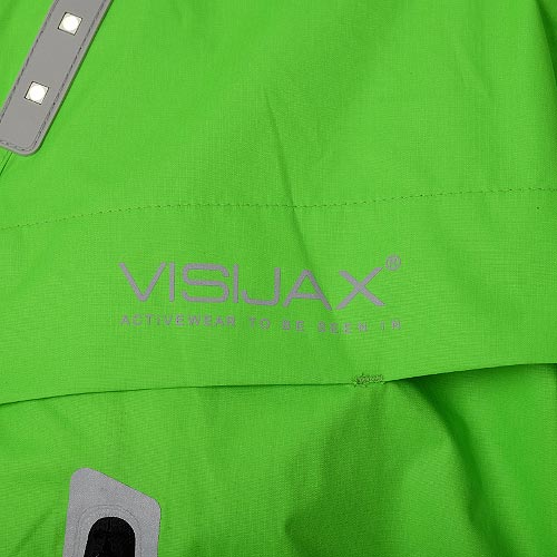 VISIJAX City Ace Cycling Jacket - available from CKL.uk.com