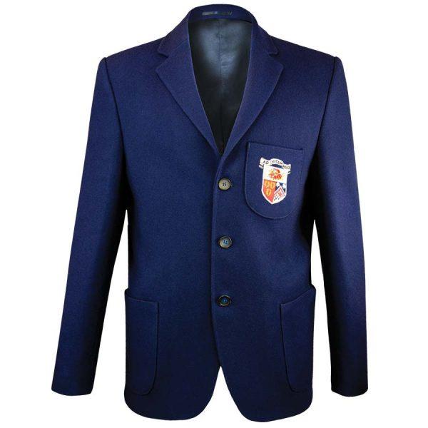 580g Luxurious Italian Wool 'BELL BAXTER' Blazer