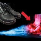 Why your safety boots might actually be damaging your feet.