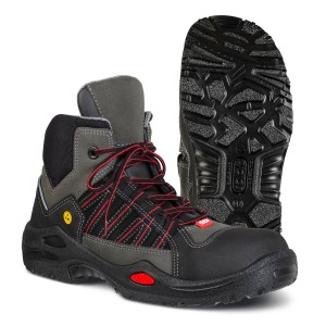 "JALAS® 1625 by Ejendals: ""E-SPORT"" - Lightweight, Flexible & Innovative Gen. Purpose In/Outdoor S3 Full Safety Boot"