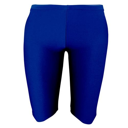Girls' & Ladies' Hi-Stretch Shiny Dancing Shorts -