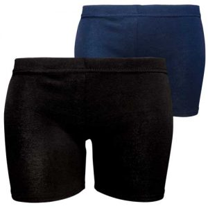 180gsm Girls Stretch Cotton Hot Pants - DSTG02C