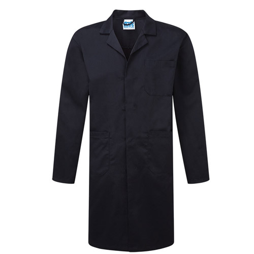 Warehouse Coat-navy