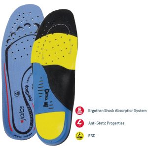 JALAS8709H - Neutralizer Insole High Arch Support