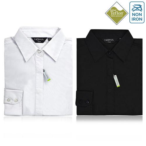 NSHL01F-Noma Ladies Classic Shirt L/S-ALL