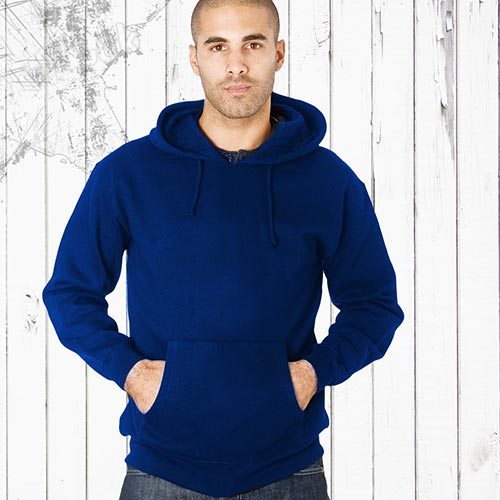 Adults 70/30CP Hooded Raglan Sweats-TSA04B-royal
