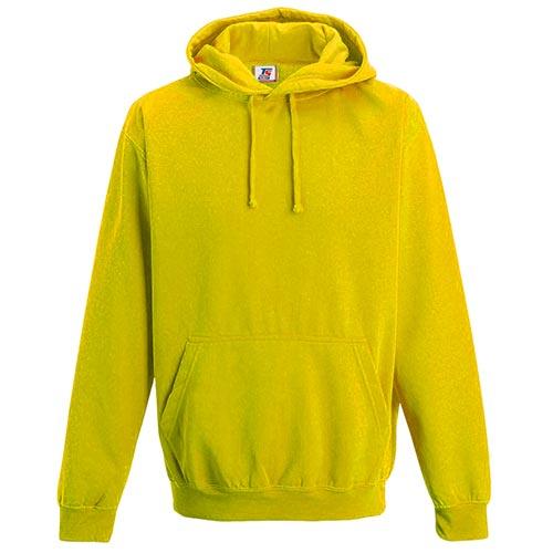 80/20PC Electric Hooded Raglan Sweats-TSA08_electric_yellow
