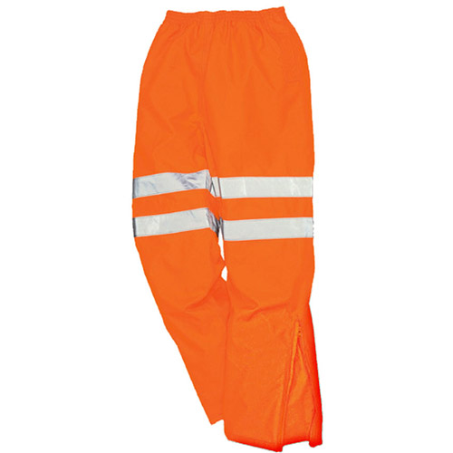 190gsm 100% Polyester Hi-Vis Breathable Trouser (Class 3) - WTRA61R