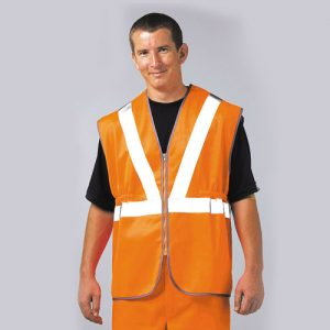 Hi Vis Long Vest, GO/RT-WWCA20-main