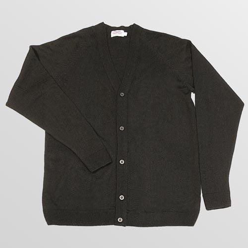 Wool Mix Knitted Cardigan - CCAK02