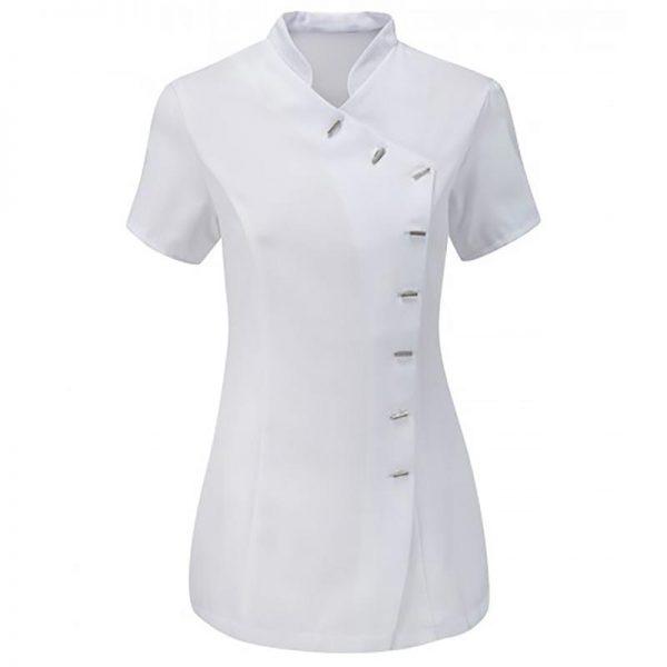 170g Ladies Classic Beauty Tunic-HTULBT1-white