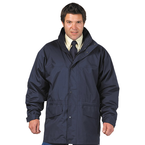 Oban Fleece Lined Jacket - OJAA523 - Navy