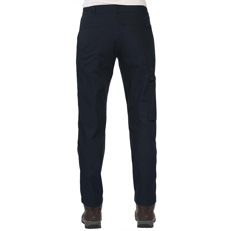 180g PC Ladies Action Trouser - RTRL334 -Navy-back