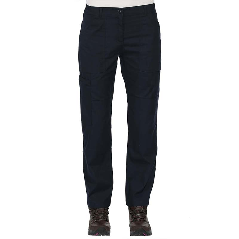 180g PC Ladies Action Trouser - RTRL334 -Navy-front