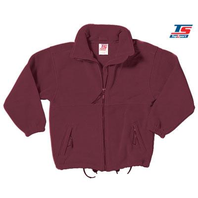Gold Label Premium Polar Fleece - TFA01-burgundy