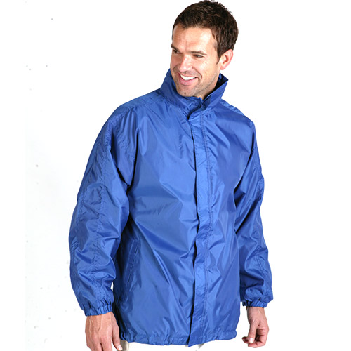 College Jacket (Showerproof) - TJAA01-royal