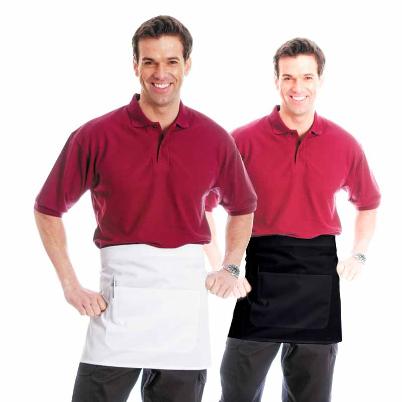 245gsm 65/35 PC Bar Apron with Pocket - WAPA03