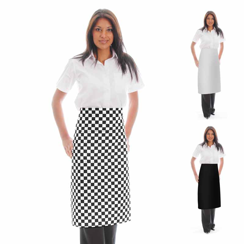 245gsm Waist Apron NO Pocket - WAPA06 245gsm Waist Apron NO Pocket - WAPA06