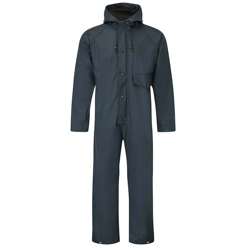 Flex Waterproof Stretchable Coverall - WBSA320-navy