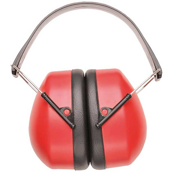Super Ear Protector - WEP41-red
