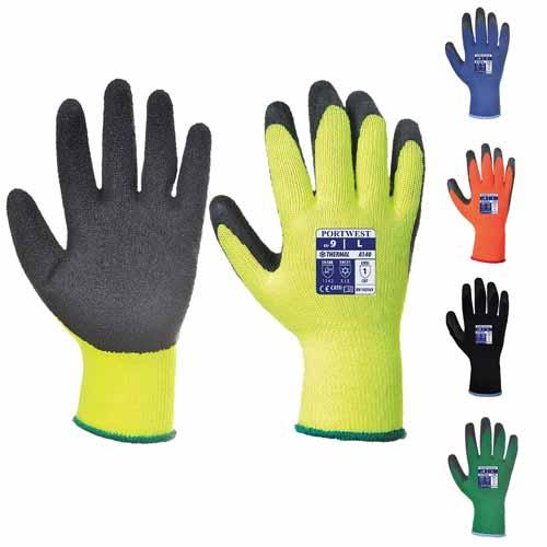 Thermal Grip Glove A140 - WGLA140