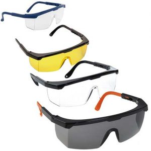 Classic Safety Polycarbonate Eye Screen - WGOA33