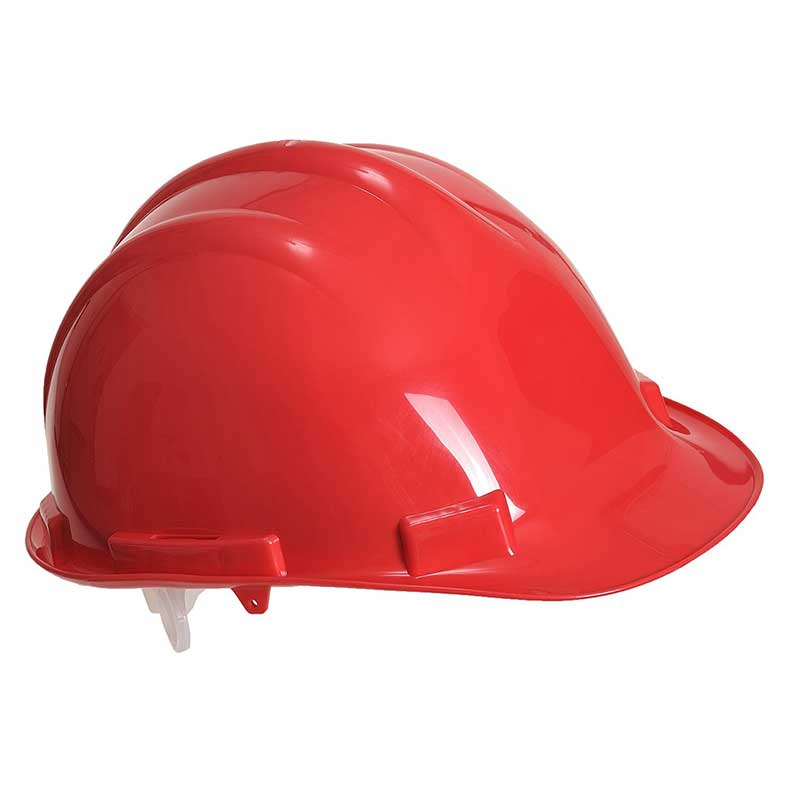 Endurance PP Safety Helmet - WHAA50-red