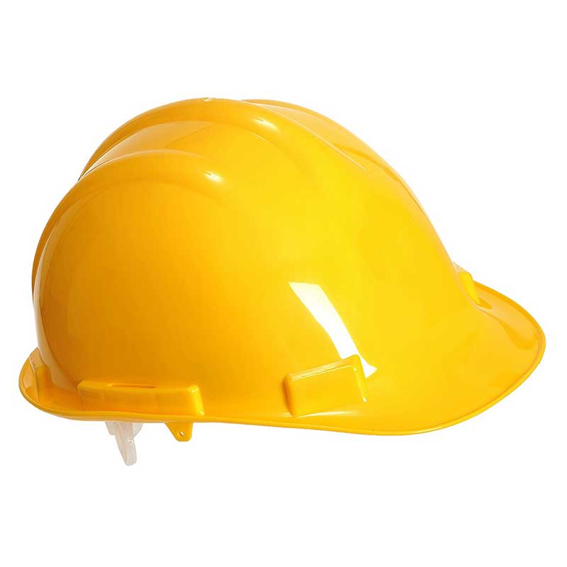 Endurance PP Safety Helmet - WHAA50-yellow