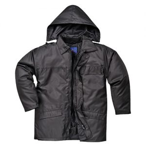 Security Jacket - WJAA534 - black