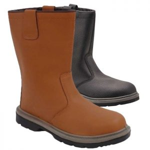 Steelite Rigger Safety Boot S1P - WSFA12