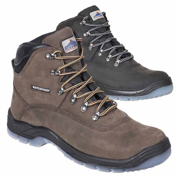 Steelite S3 Waterproof All-Weather Safety Boots - WSFA57