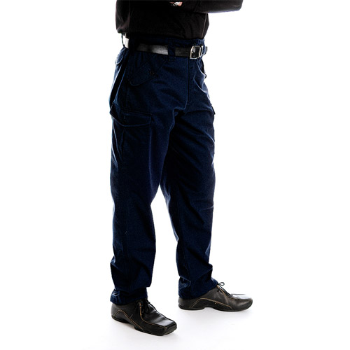 Heavy Weight Combat Trouser - WTRA20-navy