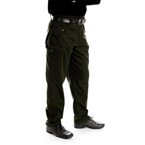 Heavy Weight Combat Trouser - WTRA20-spruce