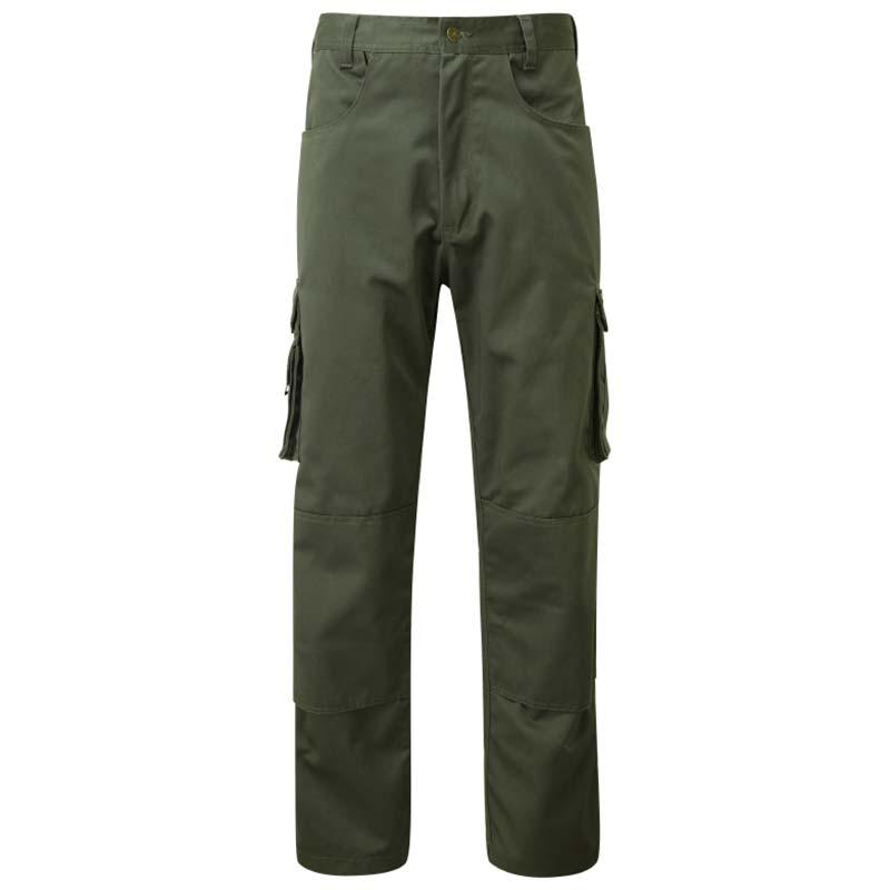 330g Heavyweight 'Pro Work' Trouser - WTRA711-green2