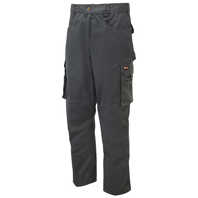 330g Heavyweight 'Pro Work' Trouser - WTRA711-grey