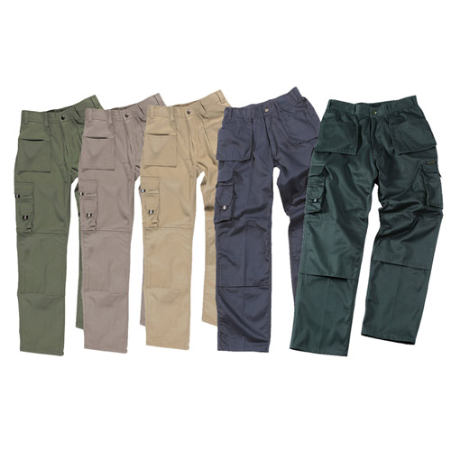 Heavyweight 'Pro Work' Trouser - WTRA711