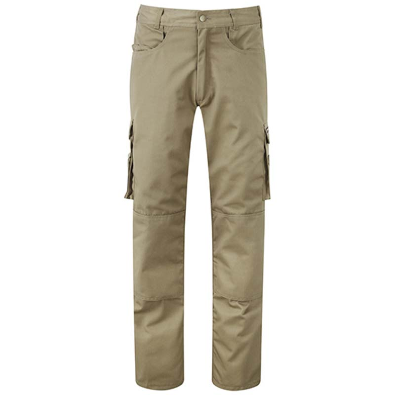 330g Heavyweight 'Pro Work' Trouser - WTRA711-stone