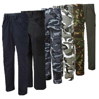 240g Combat Trouser - WTRA901-ALL