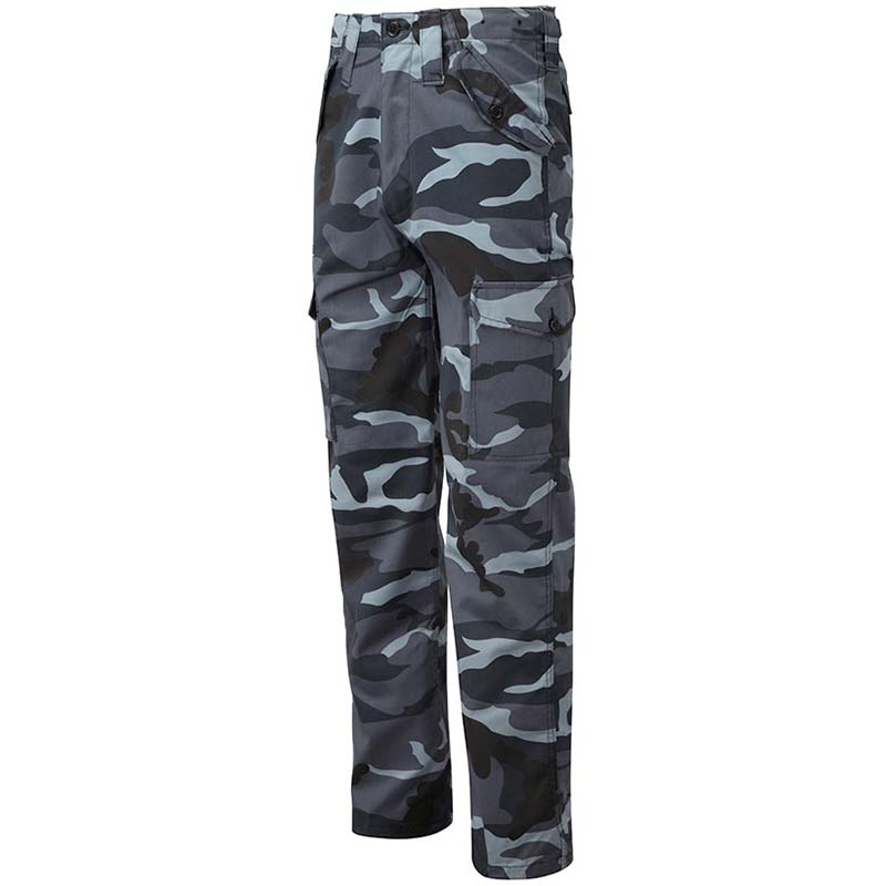 240g Combat Trouser - WTRA901-night-urban