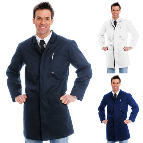 280gsm Heavyweight Warehouse Coat - WWCA03