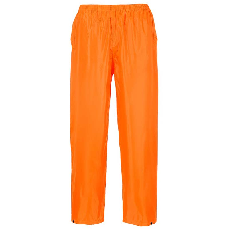 Classic Rain Trouser - OTRA441-orange