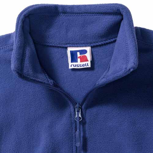 Kids Heavy Full Zip Outdoor Fleece - JFK870-details2