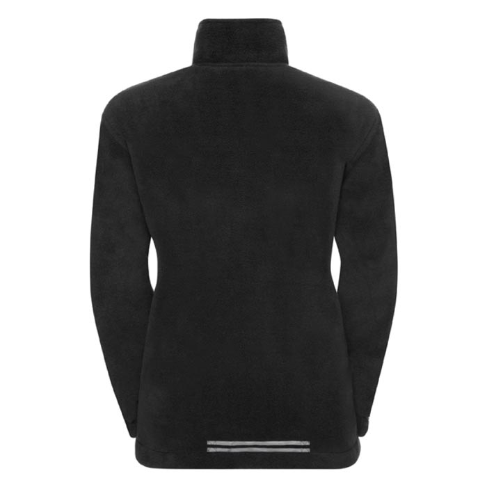 Kids Heavy Reversible Fleece - JFK875-black-fleece-back