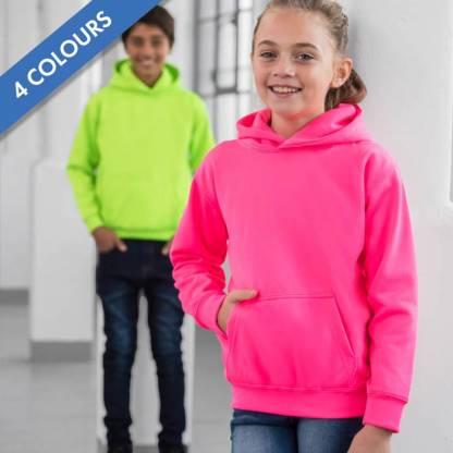 Kids Just Hoods Electric Hoodie - JH004B