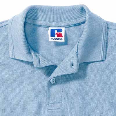 Kids Hardwearing PC Polo - JPK599-details