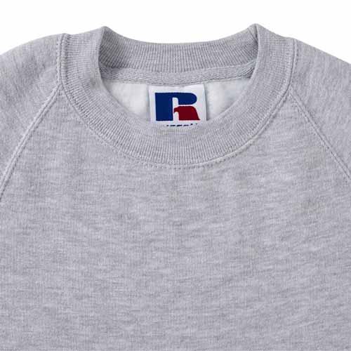 Kids Classic Raglan Crew Sweatshirt - JSK762-detail1